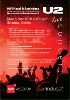 Free U2 Concert Tickets