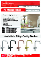 Clearwater Magus Tap Range