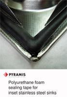 Pyramis Foam Lining